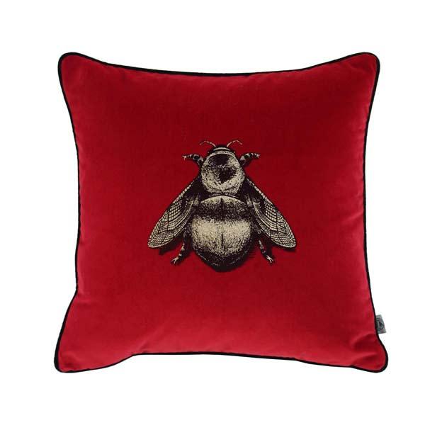 1 TB-Red-Bee-cushion