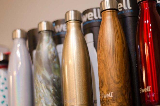 11 Swell-bottles