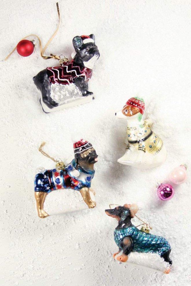 24 Cody-Foster-dog-ornaments