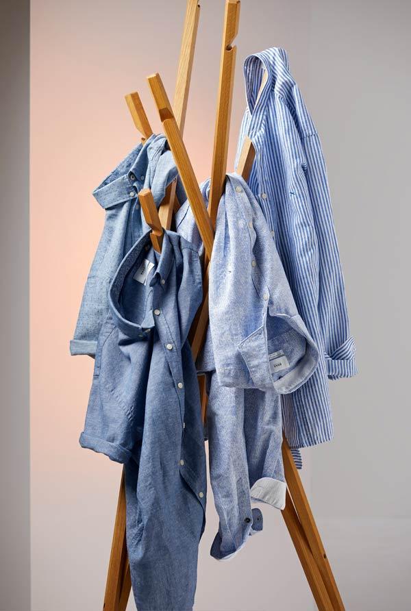 Brax-Chambray-linen-shirt-selection