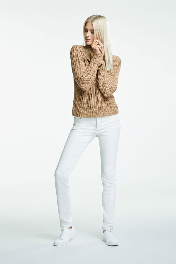 OUI-Soft-caramel-sweater-109