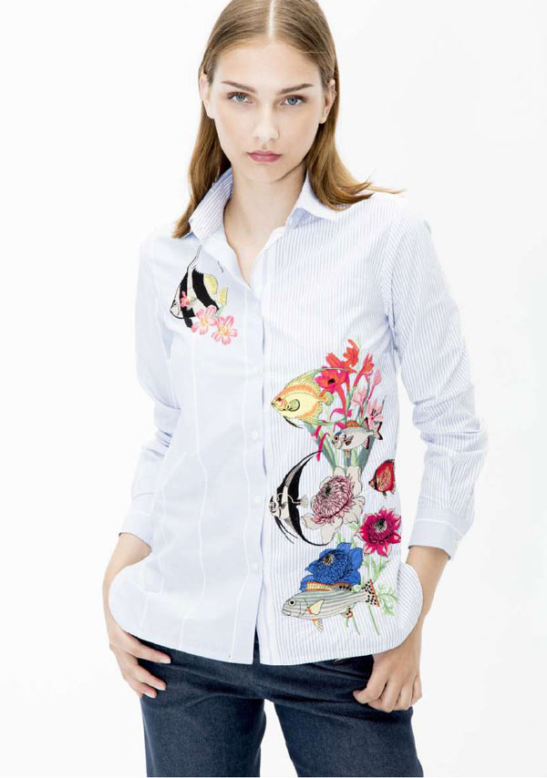 Vilagallo-Emboidered-white-linen-blouse-119